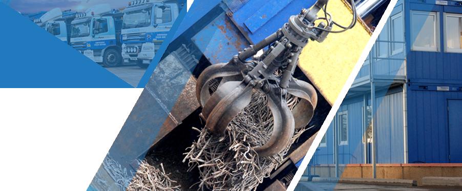 Scrap Metal Aberdeen | Ferrous & Non Ferrous Metal Aberdeen